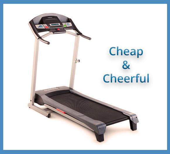 g 5.9 cadence treadmill by Weslo