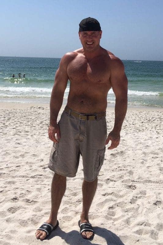 Ryan Crawley Chest Workout